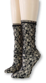 Onyx Mesh Socks - Global Trendz Fashion®