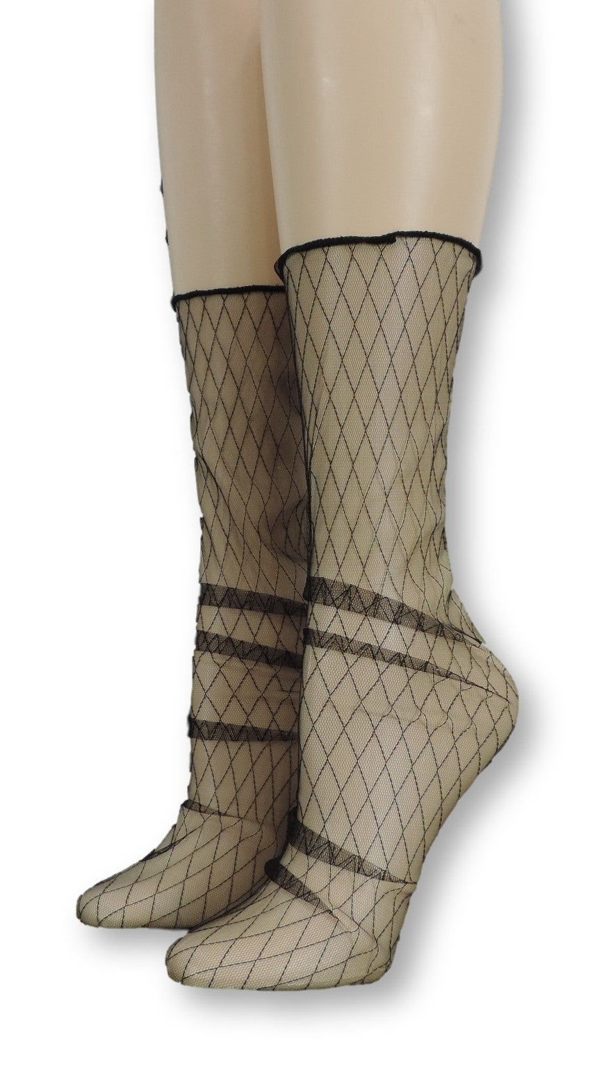 Parallel Tulle Socks - Global Trendz Fashion®