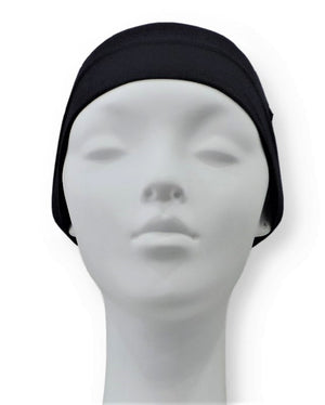 Black Under Scarf Cap - Global Trendz Fashion®