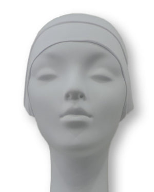 White Under Scarf Cap - Global Trendz Fashion®