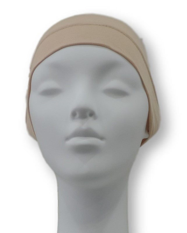 Cream Under Scarf Cap - Global Trendz Fashion®
