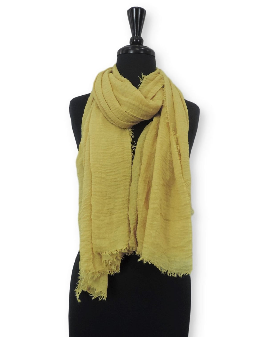 Corn Bubble Cotton Scarf - Global Trendz Fashion®