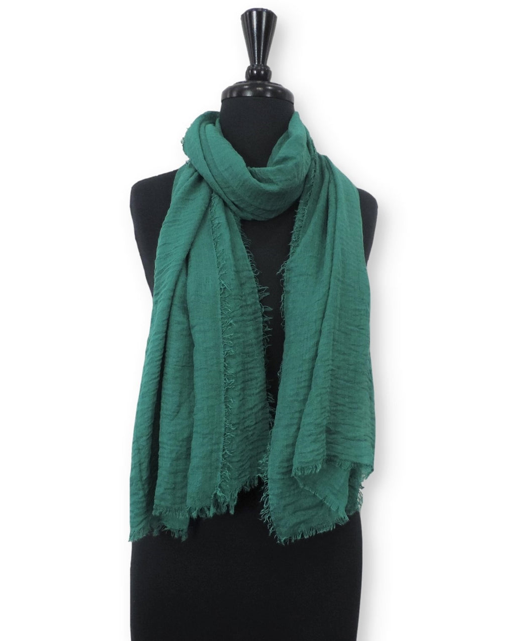 Ocean Bubble Cotton Scarf - Global Trendz Fashion®