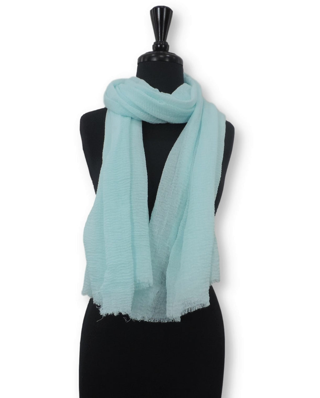 Arctic Bubble Cotton Scarf - Global Trendz Fashion®