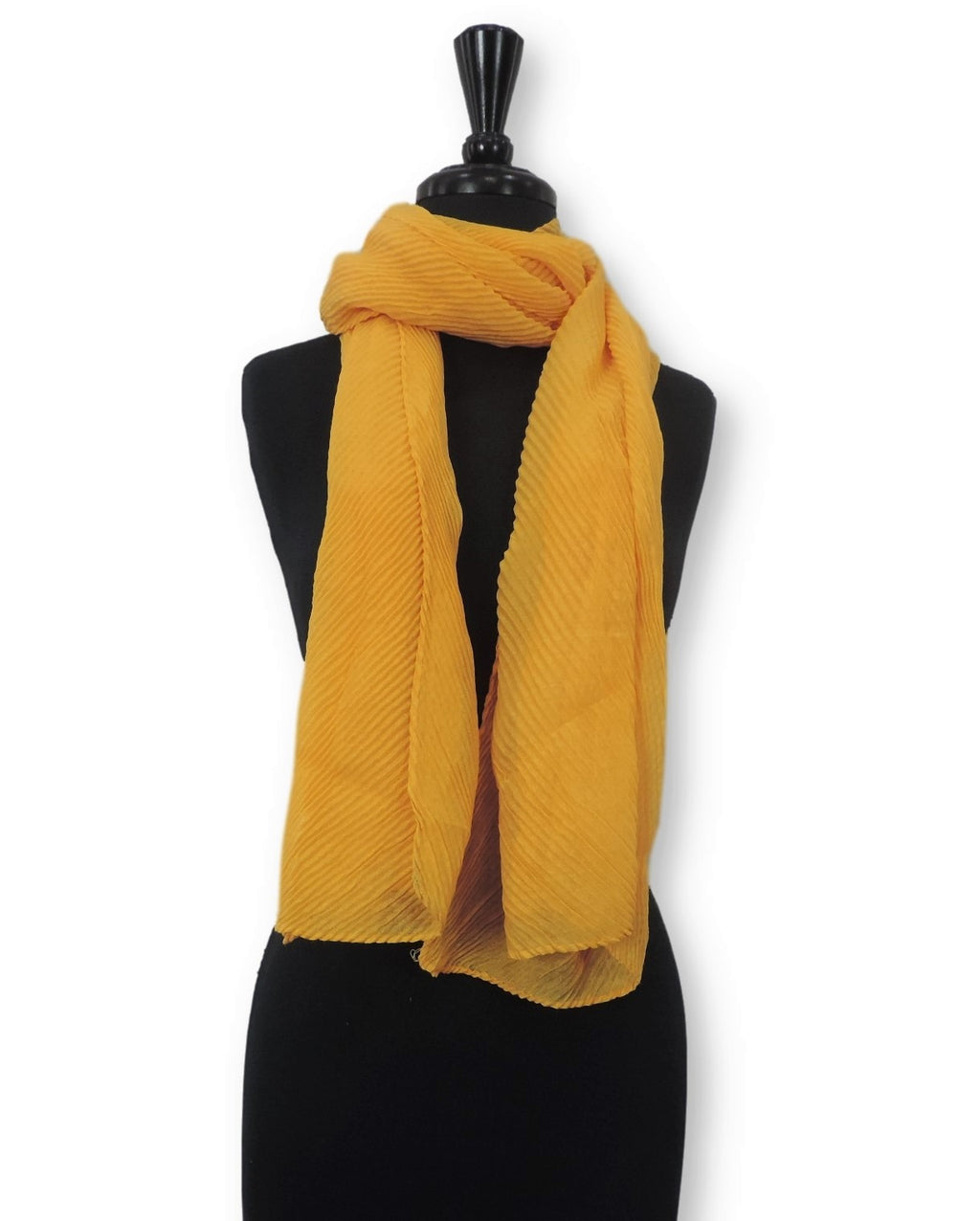 Tuscan Sun Cotton Wrinkle Scarf - Global Trendz Fashion®