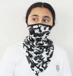 Camouflage Neck Gaiter-Global Trendz Fashion