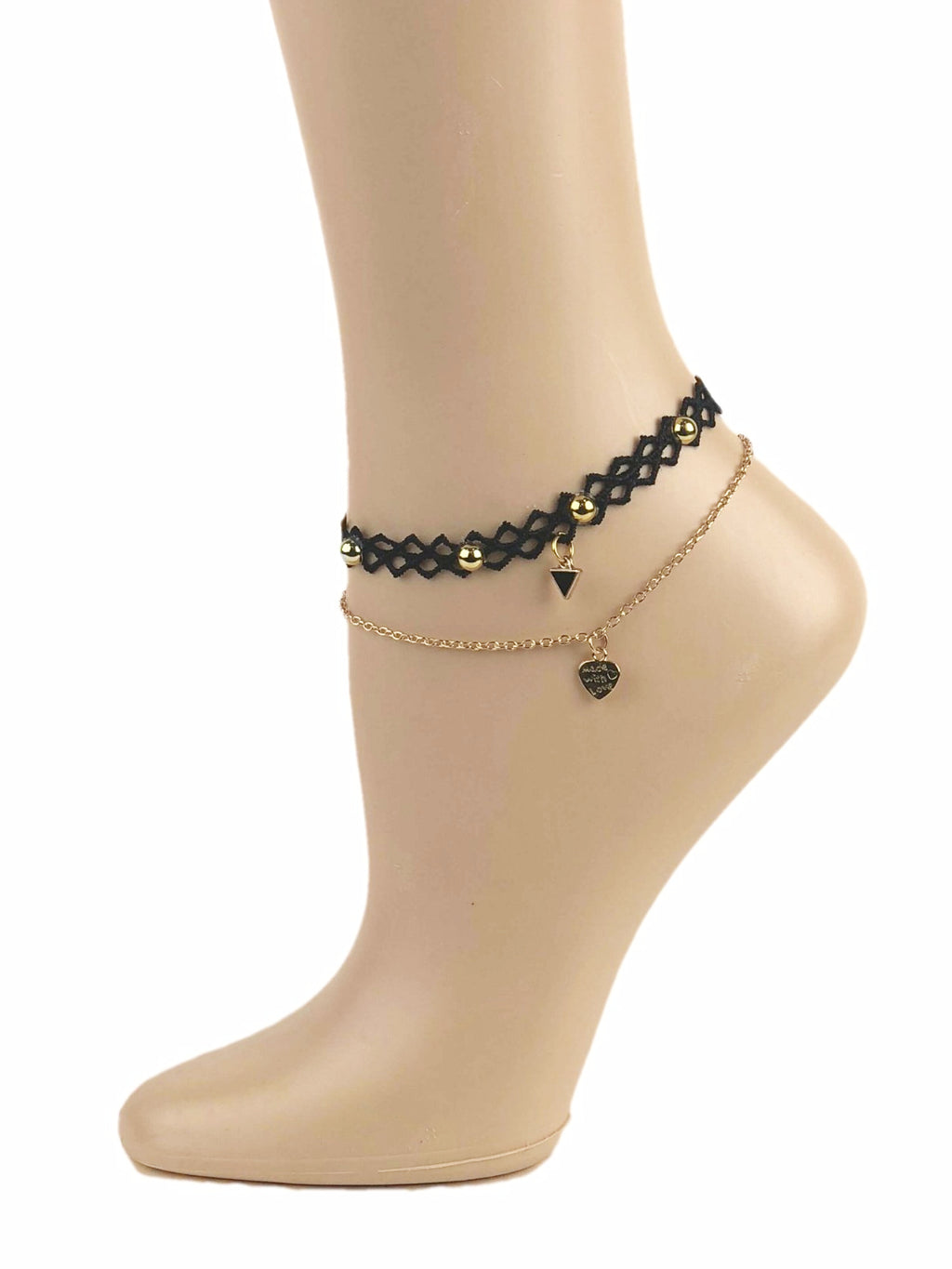 DIY Nina Anklet - Global Trendz Fashion®