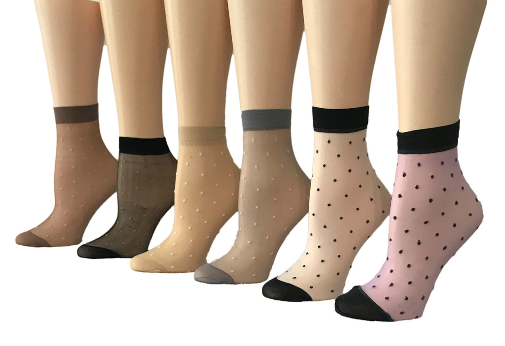Ultra Nylon Socks (Pack of 10 Pairs)-Global Trendz Fashion®