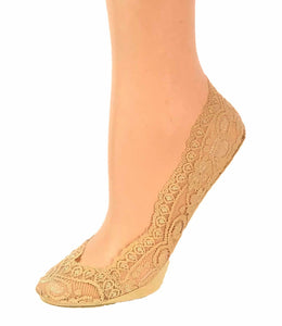 Gorgeous Skin Patterned Ankle Sheer Socks - Global Trendz Fashion®