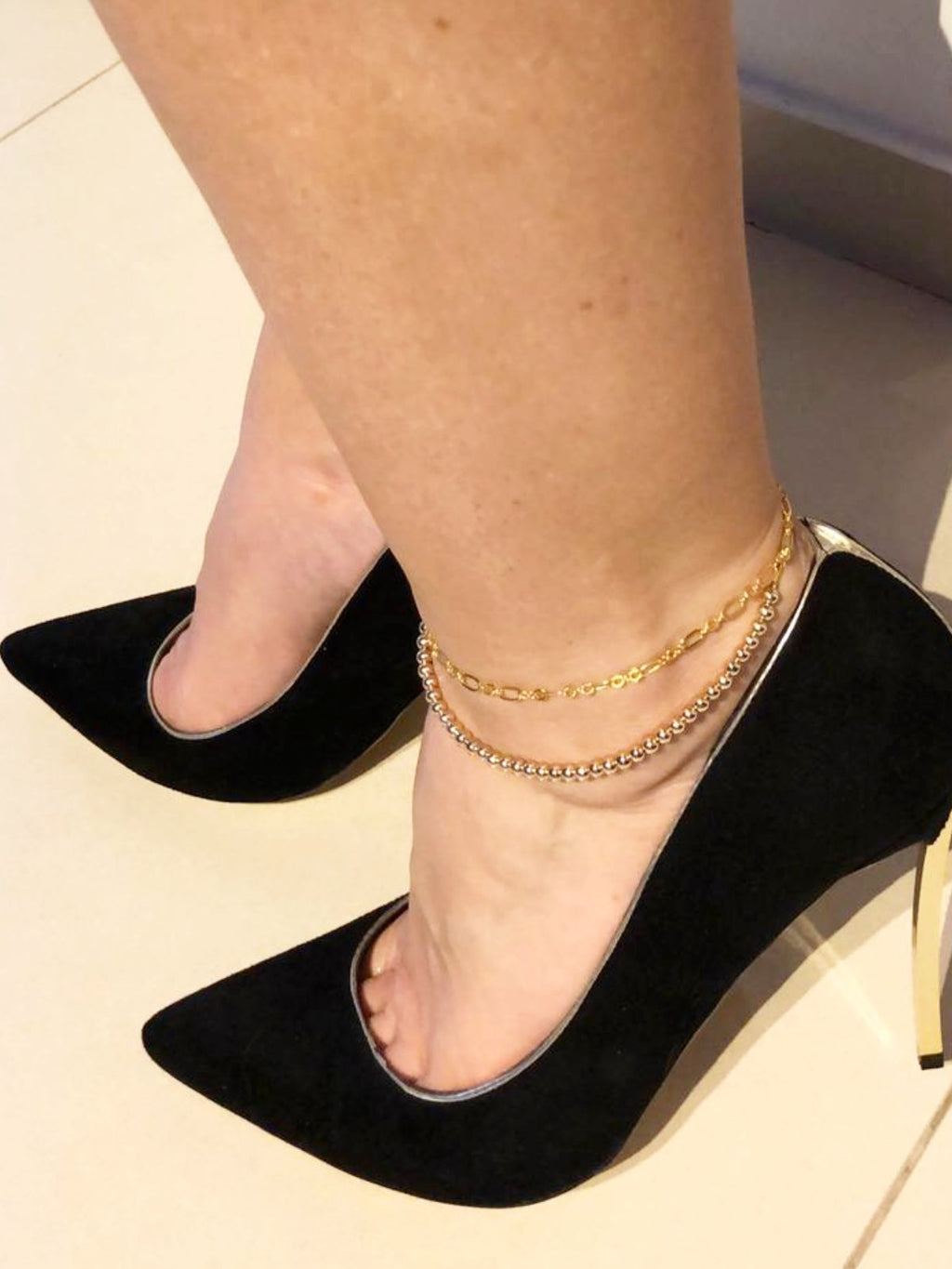 DIY Amelia Anklet - Global Trendz Fashion®