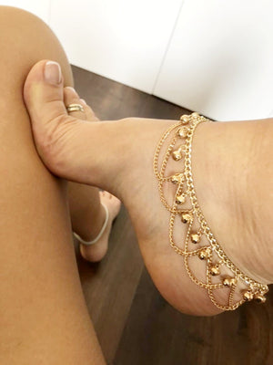 Ana Anklet - Global Trendz Fashion®