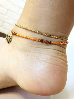 DIY Mala Anklet - Global Trendz Fashion®