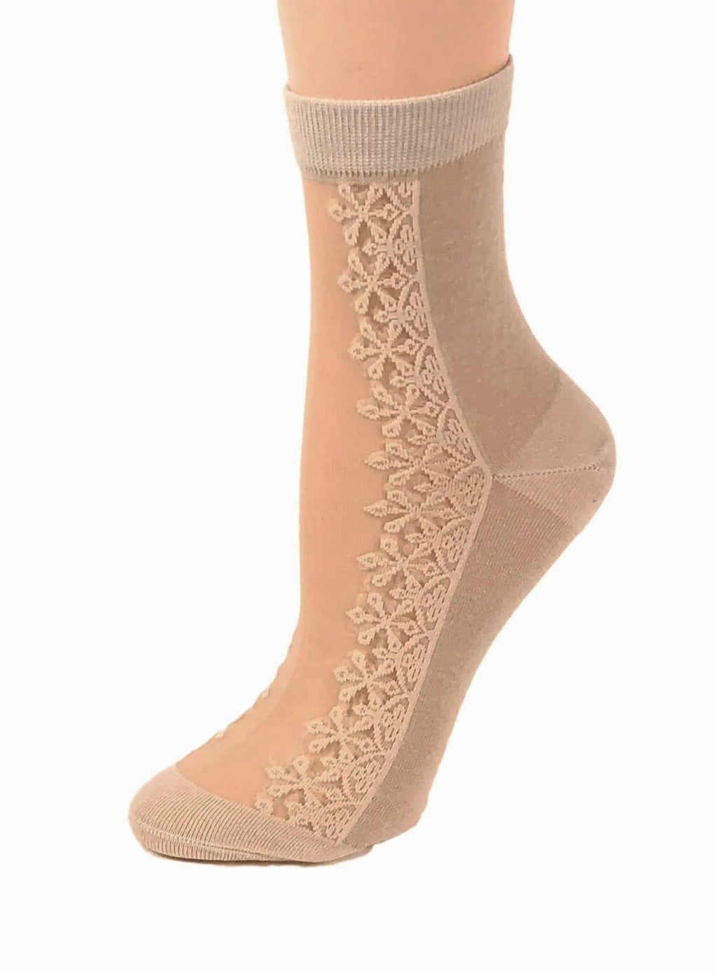Soft Skin Sheer Socks - Global Trendz Fashion®