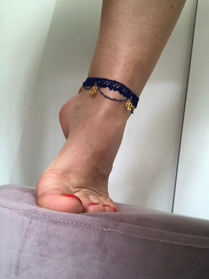 DIY Mae Anklet - Global Trendz Fashion®