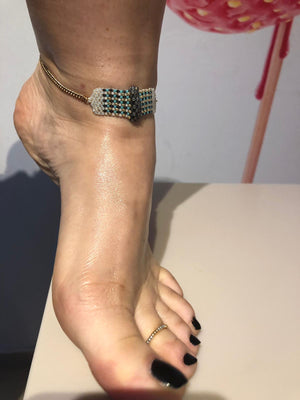 DIY Freya Anklet - Global Trendz Fashion®