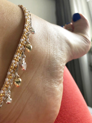 DIY Gloria Anklet - Global Trendz Fashion®