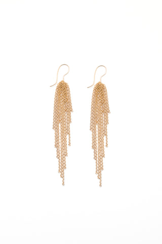 Helping Hearts Earring (Gold)