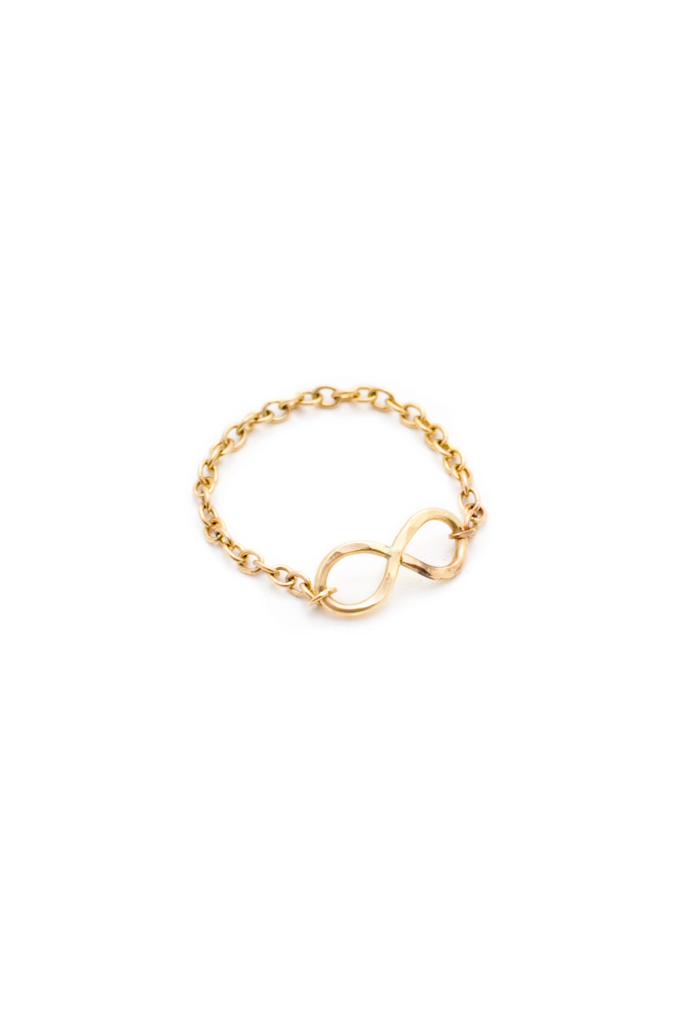 Infinite Love Gold Ring