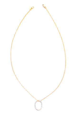 Sisters Necklace (Gold)