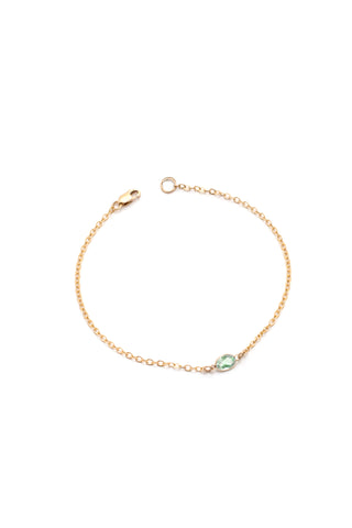 Infinite Love Gold Bracelet