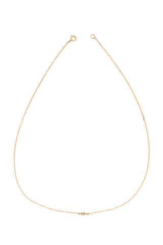 Double Love is All Encompassing Necklace (Gold)