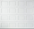 Bead Board Steel Garage Door