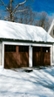 Boston - Craftsman Style Custom Wood Garage Door