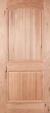 Barcelona - Spanish Solid Rustic Walnut Wood Door