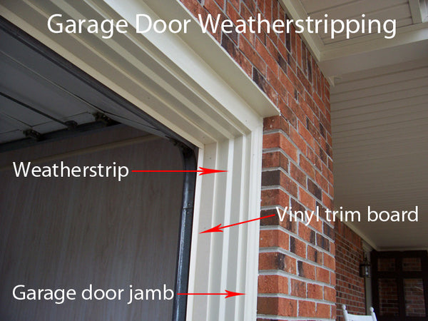 Vinyl Weather Stripping