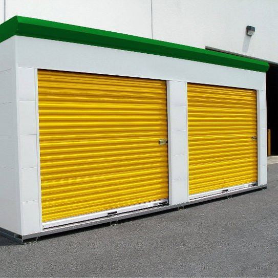 Model 2000 - Medium Duty Commercial Roll Up Door