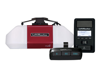 LiftMaster Chain Drive - 8587W Elite Series® ¾ HP AC Wi-Fi® Garage Door Opener
