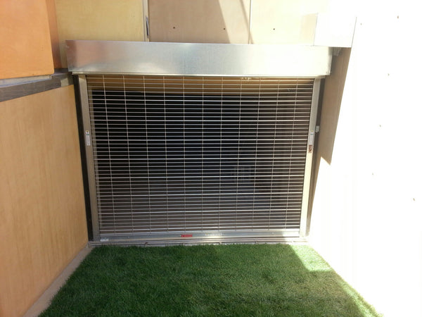 Model SG700 - Security Grill Roll Up Door