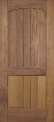 Messina - Spanish Solid Rustic Teak Wood Door
