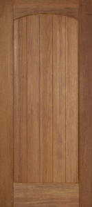 Naples - Spanish Solid Rustic Teak Wood Door