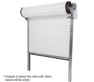 Model 650 - Light Duty Rolling Self Storage Steel Door
