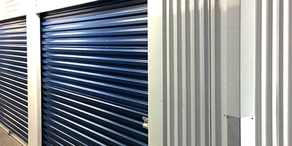 Model 650 Light Duty Rolling Self Storage Steel Door