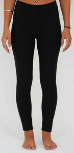 Black Legging-Full Length