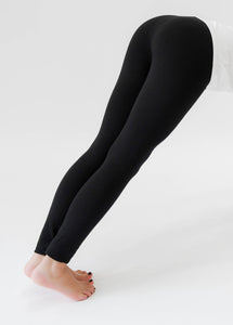 Black Legging-Full Length - Basics by Michelle V
