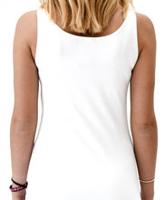 White Tank Top - Basics by Michelle V