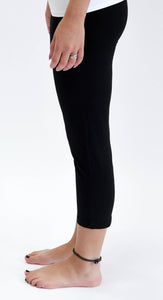 Black Capri Legging - Basics by Michelle V