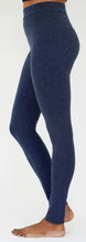 Denim Look Legging-Full Length