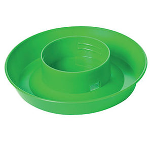 SCREW-ON POULTRY WATERER BASE - 1 QUART