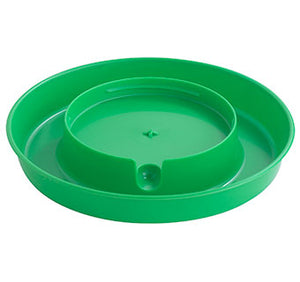 SCREW-ON POULTRY WATERER BASE - GALLON