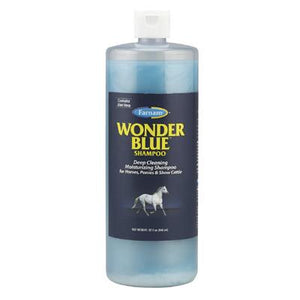 Wonder Blue Shampoo by Farnam