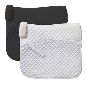 Ovation® Syntech Sheepskin Dressage Pad