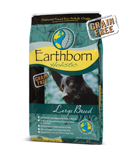 Earthborn Holistic® Large Breed Grain-Free Dry Dog Food