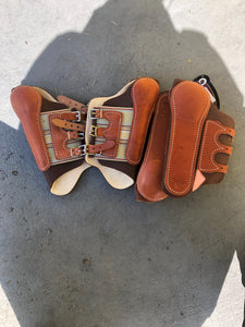 Weaver Leather Splint boots