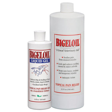 Bigeloil Liquid Gel 14oz