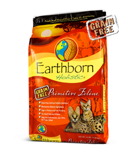 Earthborn Holistic® Primitive Feline