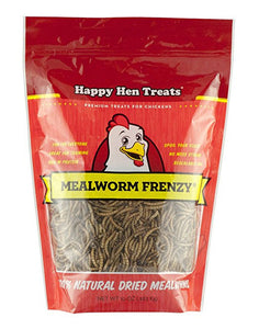 Happy Hen Meal Worm Treats